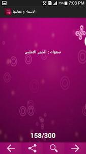 معاني الاسماء screenshot 6