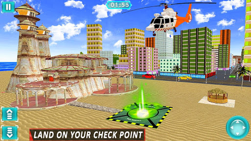 Helicopter Flying Adventures modavailable screenshots 8