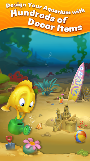 Fishdom- screenshot thumbnail