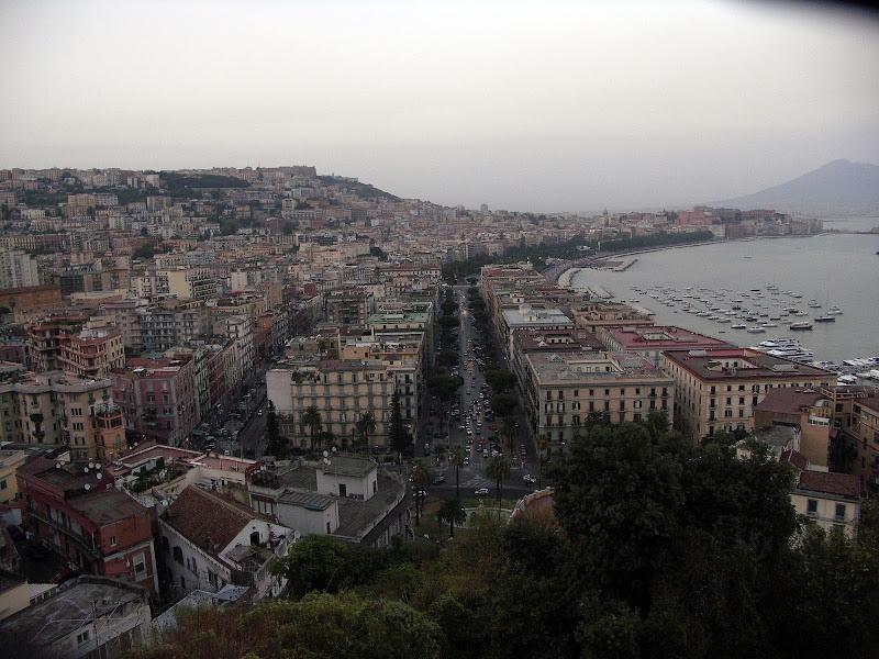 Napoli vista dall'Alto di cesare carusio