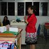 國際商務系參與泰北高中進修部日文科進班宣傳