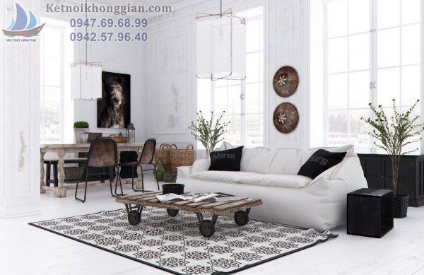 thiết kế nội thất phòng khách tuyệt vời