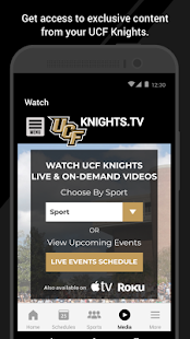 UCF Knights - náhled