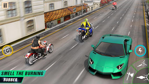 Crazy Bike Attack Racing New: Motorcycle Racing 3.0.02 screenshots 5