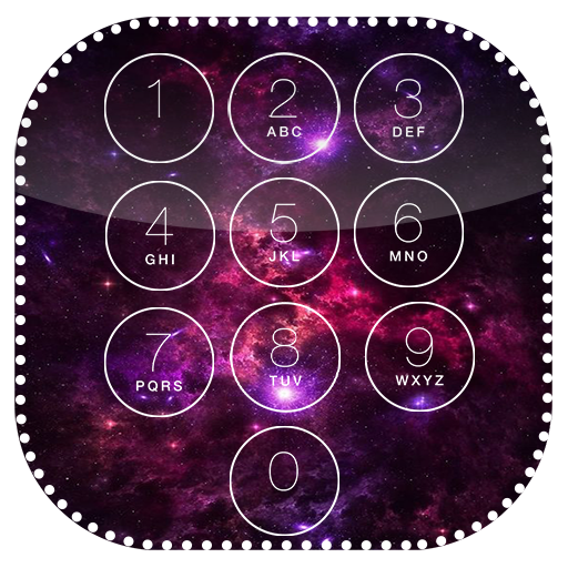 Iphone LockScreen OS10