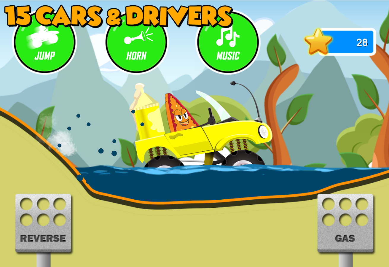 Fun Kids Car Racing- screenshot