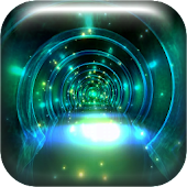 Magic Tunnel Live Wallpaper