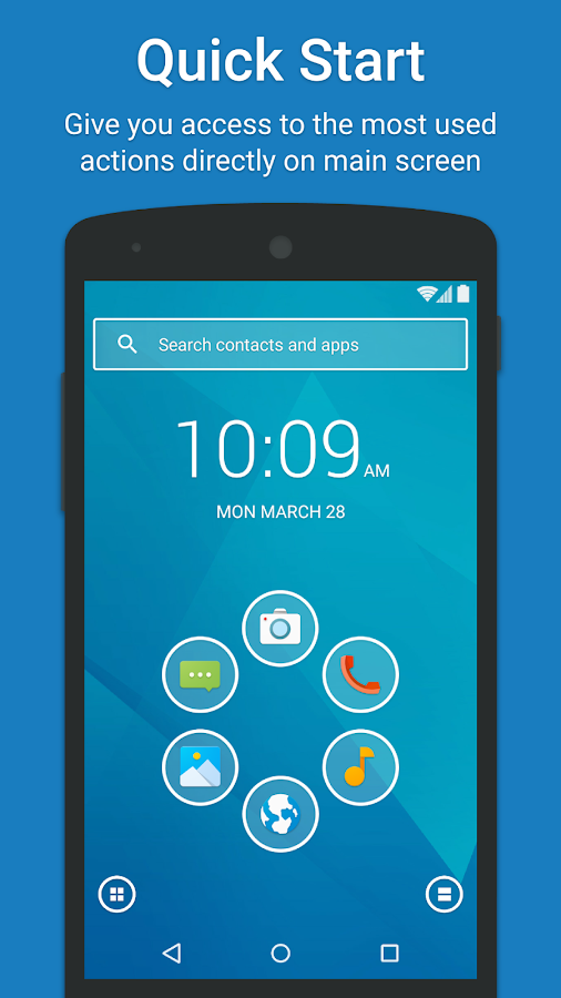 Smart Launcher Pro 3 - screenshot