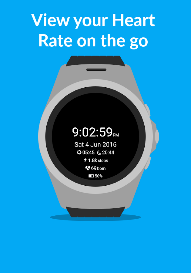 Athletica WatchFace Pro- screenshot
