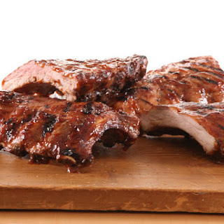 Saucy Foil-Pack Barbecue Ribs.