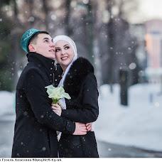 Wedding photographer Guzel Gilfanova (GuzelAnas7). Photo of 22.01.2018
