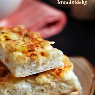 Garlic Bread Sticks Recipe, How To Make Garlic Bread Sticks.