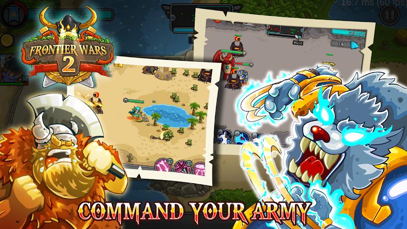 Frontier Wars 2: Rival Kingdoms v1.0.7 [Mod]