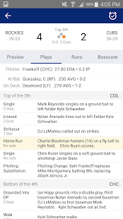 Baseball Schedule for Rockies: Live Scores & Stats - náhled
