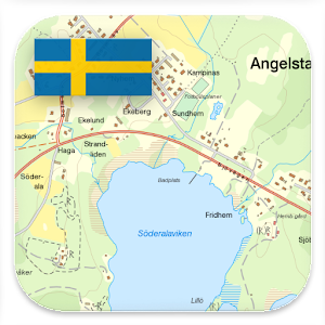 Sweden Topo Maps Android Apps on Google Play