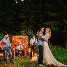 Wedding photographer Aleksandra Sadovskaya (Saal13). Photo of 03.09.2015