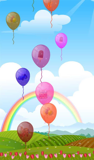 Baby Games: Tap Pop Balloon 1.1.2 screenshots 2