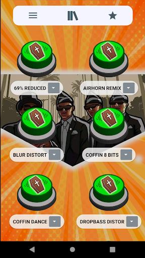 Coffin Dance | Meme Prank Soundboard screenshot 1