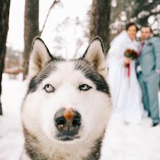 Wedding photographer Polina Mishurinskaya (Lina123). Photo of 21.02.2018