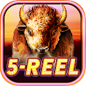 Buffalo 5-Reel Deluxe - Free Classic Slots Casino icon