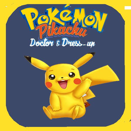 pikachu doctor and dress up 1.0 screenshots 8