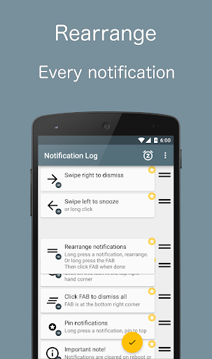 Download Notif Log notification history on PC & Mac with