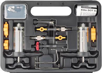 Jagwire Elite DOT Bleed Kit, includes SRAM Avid Formula Hayes Hope Adapters alternate image 0