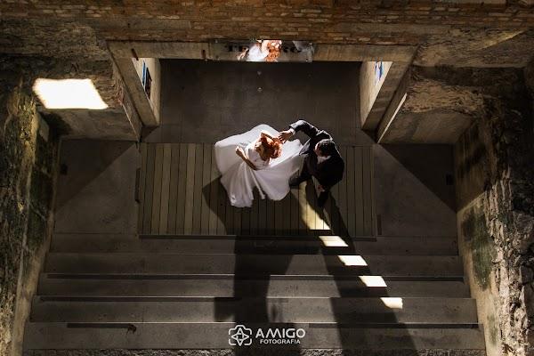 Fotógrafo de casamento Ricardo Amigo (AmigoFotografia). Foto de 11.10.2017