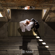 Wedding photographer Ricardo Amigo (AmigoFotografia). Photo of 11.10.2017