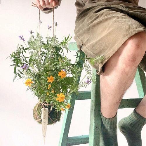 品品學堂-體驗活動-苔球製作