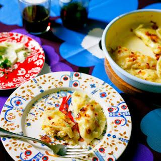 Potato And Cheese Dumplings (ruskie Pierogi)