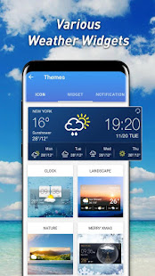 Weather forecast & weather alerts & forecast radar APK image thumbnail 5