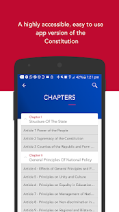 Liberia's Constitution - náhled