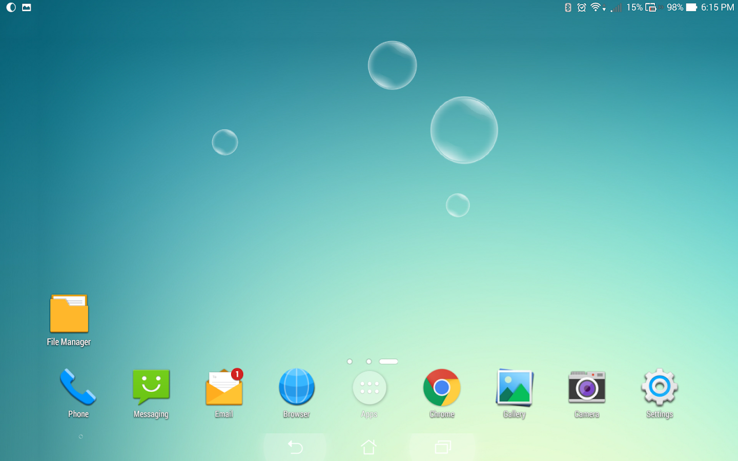 bubbles live wallpaper android apps on google play