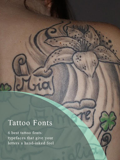 Tattoo Fonts Guide