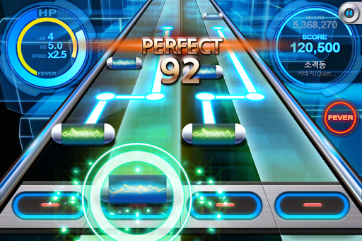 Code Triche BEAT MP3 2.0 - Rhythm Game APK MOD screenshots 3