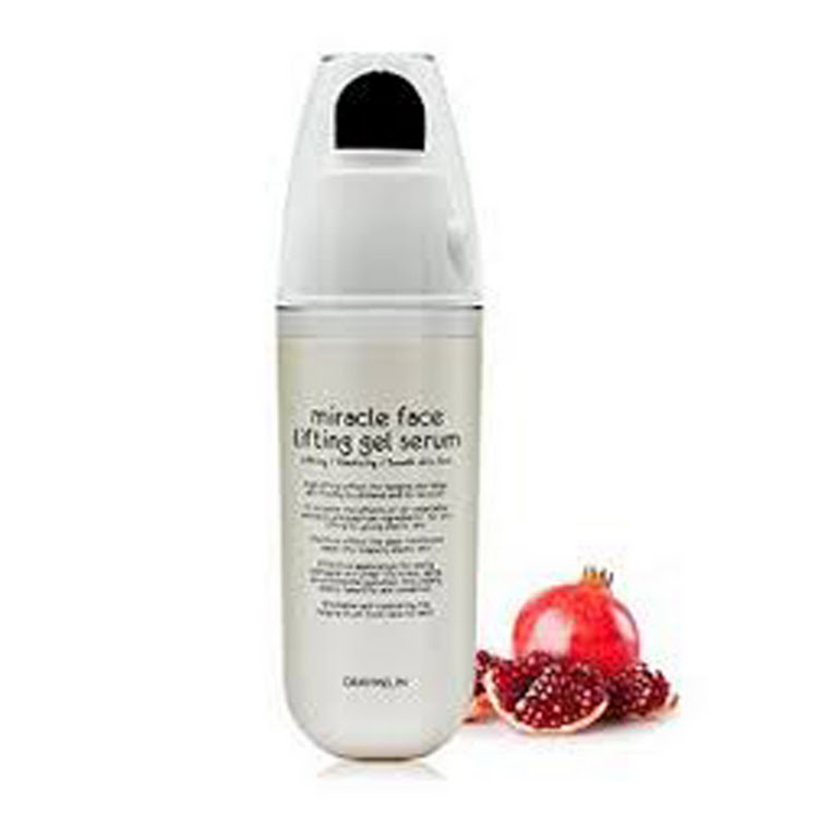 Graymelin Korea Miracle Face Lifting Facelift Gel Serum Wash Off Mask 35ML by Supermodels Secrets