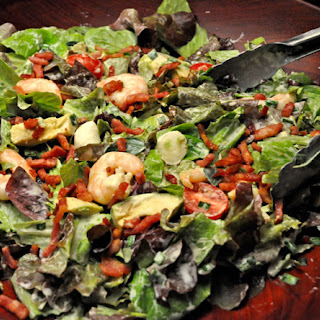 Main Course Shrimp Salad