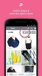 Pinkoi: Original design goods - náhled
