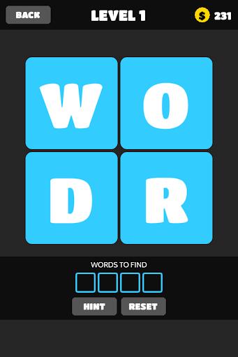 Word Crush - Brain Puzzles