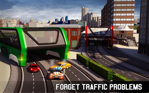 Transit Elevated Bus Driver 3D 1.8 screenshots 11