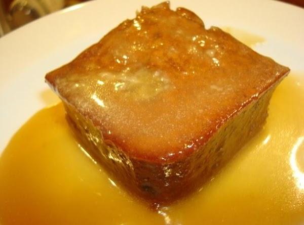Udny Arms Sticky Toffee Pudding Recipe