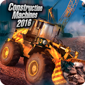 Construction Machines 2016 Android APK Download Free By PlayWay SA