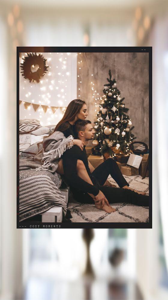 Cozy Christmas Cheer - Christmas Template
