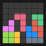 Line Tiles - Color Block Icon