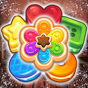 Best Cookie Maker: Fantasy Match 3 Puzzle