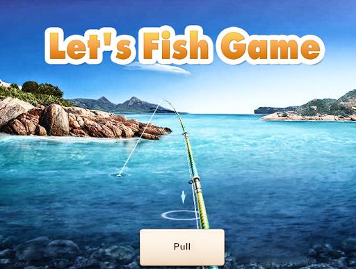 ตกปลาเหมือนจริง - Real Fishing