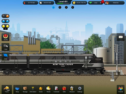 Train Station: Train Freight Transport Simulator 1.0.67.137 screenshots 3