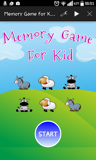 Memory Game for Kid