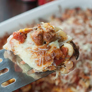 Weeknight Ground Beef Casserole.